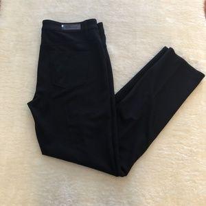 Calvin Klein Black Stretch Pants